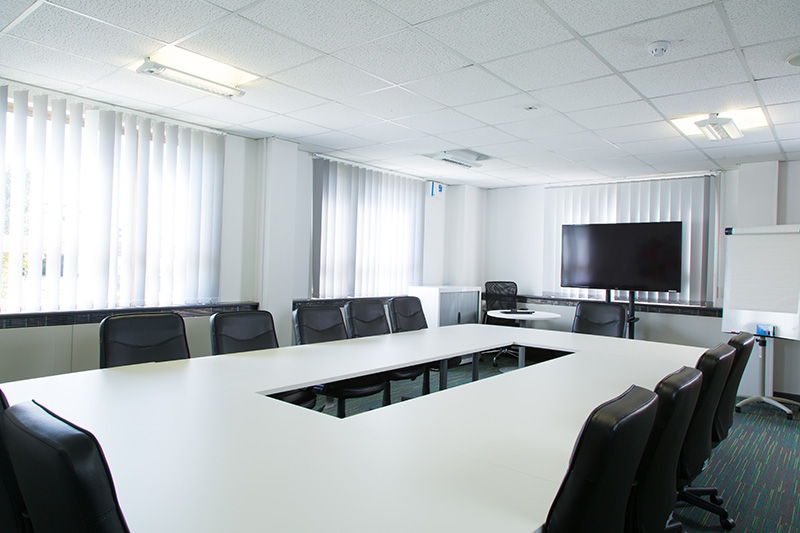Large meeting room at Plumer House
