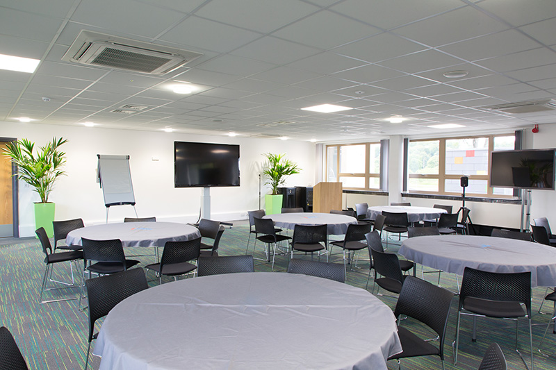 Conferencing room at Plumer House